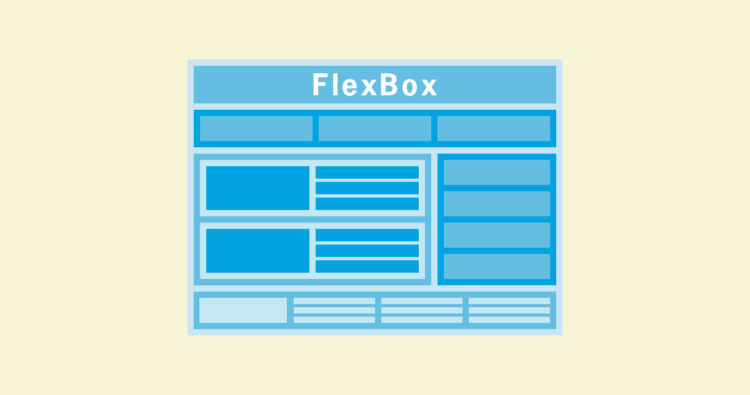 flexboxの基本的な使い方